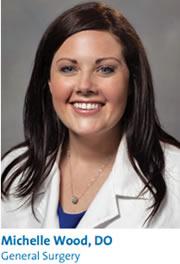Dr Michelle Wood, DO